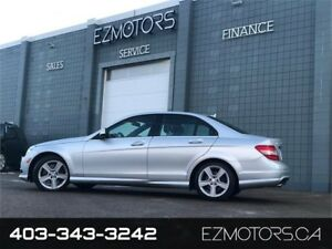 2009 Mercedes-Benz C300 4MATIC|ONLY 68000 KMS!NEW WINTER TIRES!