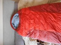 Rab ascent 900 down sleeping bag