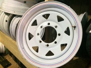 Steel Trailer Wheels - Take-offs