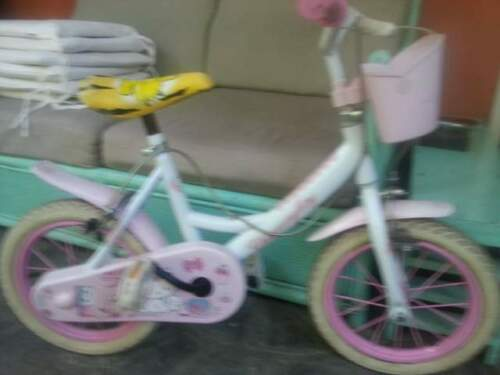 Bici Hello Kitty