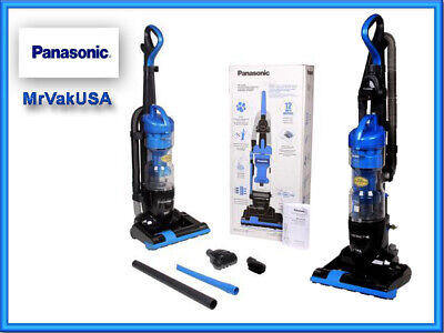 One of the BEST! Panasonic MC-UL425B Bagless Jet Force Lightweight Vacuum