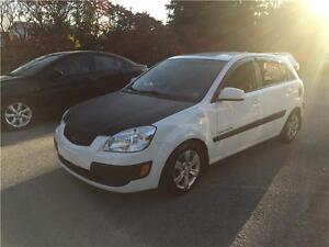 2009 Kia Rio5 EX, Safety & ETEST for ON or QC INCL.