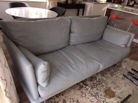 *Open to Offers* Sofa 3 seater - 1 year gentle use - mint condition
