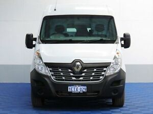 2015 Renault Master X62 MY15 (nbi) LWB Mid White 6 Speed Automated Manual Van East Rockingham Rockingham Area Preview