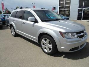 2010 Dodge Journey R/T AWD Leather Clean CarProof