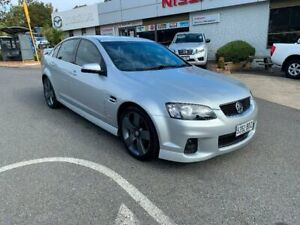 2013 Holden Commodore VE II MY12.5 SV6 Z Series Silver 6 Speed Sports Automatic Sedan Bridgewater Adelaide Hills Preview