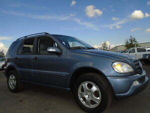 2005  Mercedes-Benz M-Class 350-AWD-LUXURY PKG-LEATHER-SUNROOF
