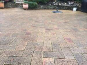 Outdoor pavers Tea Tree Gully Tea Tree Gully Area Preview
