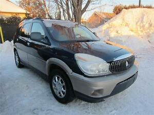 2004 Buick Rendezvous CXL TOUT EQUIPE 7 PASS CUIR DVD FINANCEMEN