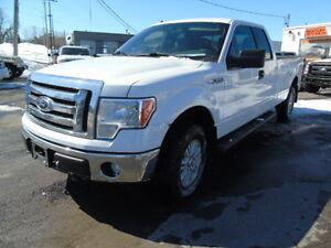 2011 Ford F-150 XLT Pickup Truck 4x4 5.0 V8 LONG BOX !!