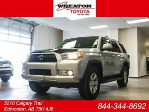 2010 Toyota 4Runner SR5 Upgrade, Leather, Heated Seats, Sunroof,