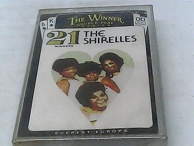 The Shirelles 21 Winners Cassette - SEALED