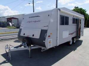 2008 19'6 COROMAL LIFESTYLE 618  INDEPENDANT SUSPENSION S/beds Clontarf Redcliffe Area Preview