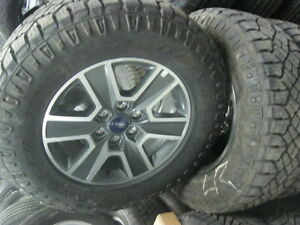 f150 18'' wheels and tires
