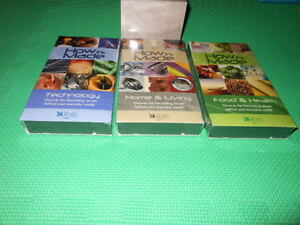 Readers Digest Box Set VHS  How it's Made Episode 1, 2 and 3 Gatineau Ottawa / Gatineau Area image 3