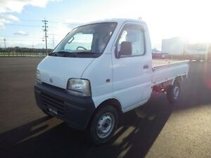 1999 Suzuki Carry 600