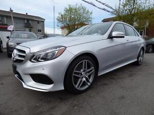 2015 MERCEDES-BENZ E250 BLUETEC 4MATIC PREMIUM (12000 KM, FULL!)
