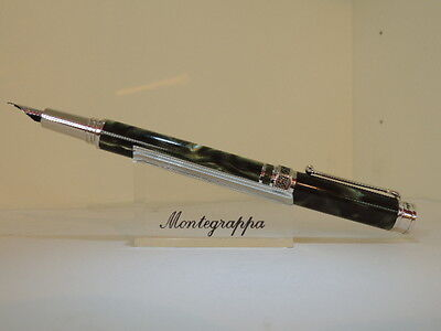 Montegrappa New Espressione Green Fountain Pen Free Shipment Best eBay Offer