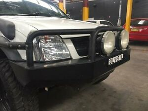 2006 Holden Rodeo RA LX White Manual Cab Chassis Sandgate Newcastle Area Preview