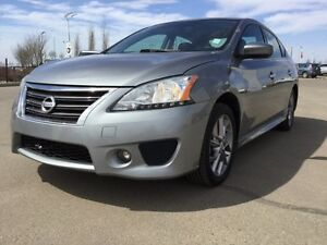 2014 Nissan Sentra SR SEDAN Navigation (GPS),  Heated Seats,  Su