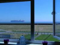CLOSE TO LONDON Canvey in essex Stunning Sea views !! council swap