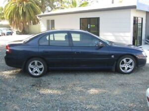 2003 Holden Commodore VY Acclaim Blue 4 Speed Automatic Sedan