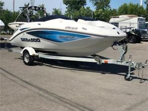 2007 Seadoo Challenger 180 **185 hrs**