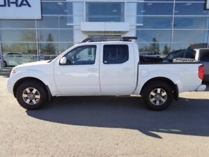 2012 Nissan Frontier PRO-4X, LEATHER, SUNROOF