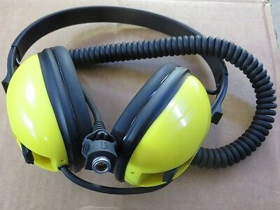 Minelab SDC 2300 Waterproof Metal Detecting Headphones by KOSS - FREE SHIPPING
