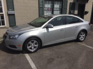 2012 Chevrolet Cruze LT - Low Km, Two Sets of Tires and Rims