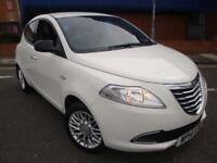 14 CHRYSLER YPSILON 1.2 SE 5 DOOR *WHITE*£30 ROAD TAX*