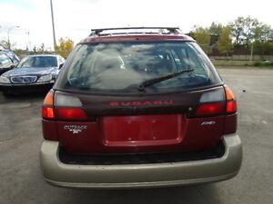 2004 Subaru Outback AWD Wagon----HEATED SEATS---REMOTE STARTER Edmonton Edmonton Area image 5