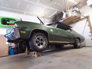 PRICE REDUCTION 1970 buick gs 455