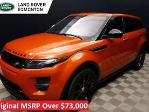 2015 Land Rover Range Rover Evoque Dynamic - Certified Pre Owned