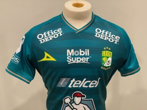 Pirma Leon FC Home 8 STAR Jersey-Official 2021 Leon FC Home Jersey