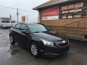 2011 Chevrolet Cruze LS****AUTO****1.8L 4 CYLINDER****138 KMS London Ontario image 1