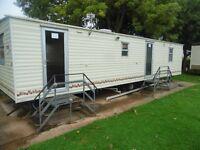 Devon bay caravan available to rent Nov-Jan £100 per week