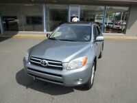 2008 Toyota Rav4 Limited AWD - Fully Loaded