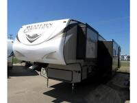 NEW 39 FT CROSSROADS WESTERN COUNTRY 36 DB FIFTH WHEEL