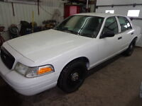 2008 Ford Crown Victoria ex police