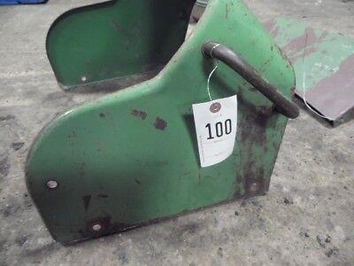 John Deere 3010 Tractor Dash Cover Tag 100