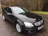 2010 60 MERCEDES-BENZ CLC CLASS 1.6 CLC 160 BLUEEFFICIENCY SE 3D AUTO 129 BHP