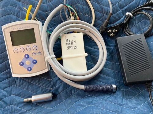 BIEN AIR OPTIMA MX2 INT DENTAL ELECTRIC CONTROL CONSOLE & MOTOR SYSTEM