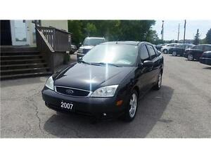 2007 Ford Focus SES - SOLD