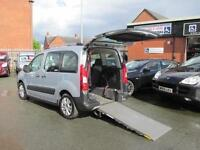 Citroen Berlingo wheelchair accessible, disabled access car, mobility vehicle