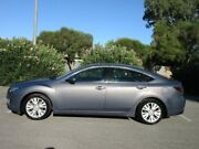 2008 Mazda 6 GH Luxury 5 Speed Auto Activematic Hatchback Greenacres Port Adelaide Area Preview