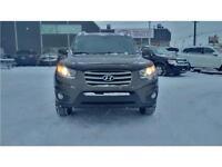 2012 Hyundai Santa Fe AWD-CHOCOLATE LEATHER $150 BW