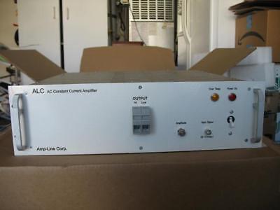 Ac Constant Current Amplifier Amp-line Corp