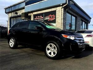 2012 Ford Edge SEL+CUIR+TOIT PANORAMIQUE+REVERSE CAMERAS