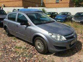 image for Vauxhall/Opel Astra 1.6 16v 115ps 2008 DAMAGED REPAIRABLE SALVAGE